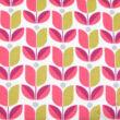 tulipános vállpántvédő minta