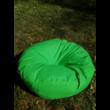 zöld babzsákpuff