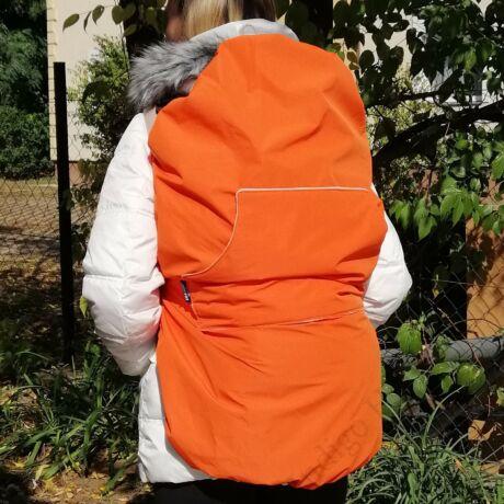 hordozótakaró - narancs
