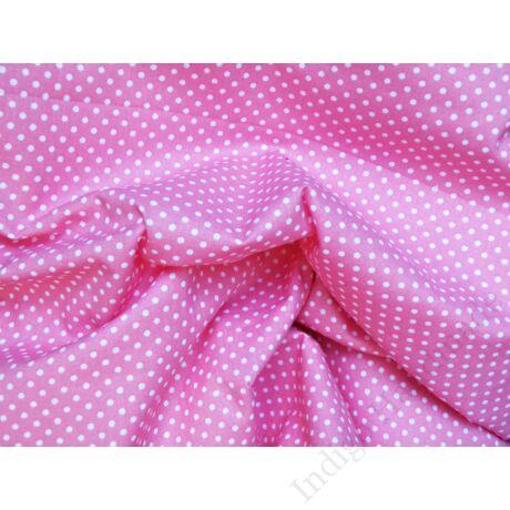 Pastel-pink babzsákpárna