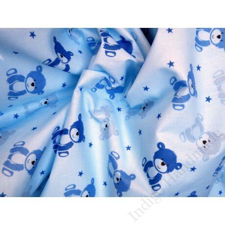 blue-teddy babzsákpárna