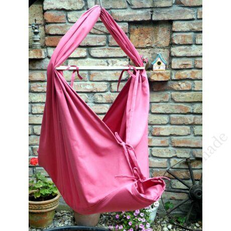 Indigo bölcsőhinta - pink