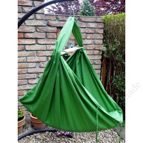 Baba ringató - zöld