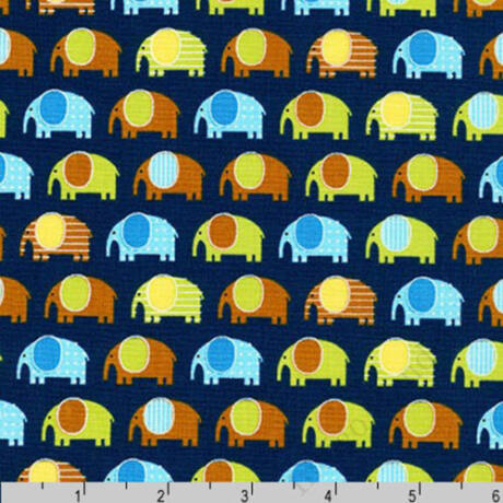 vállpántvédő - elefántok