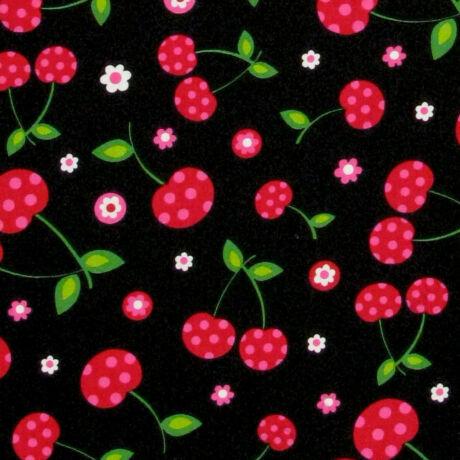 Cseresznyés vállpántvédő
