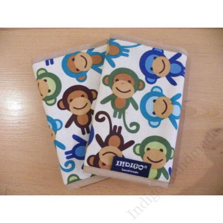vállpántvédő majmok