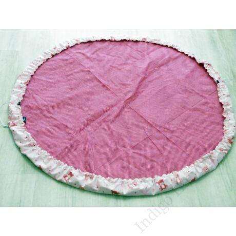 Játszószőnyeg-pink