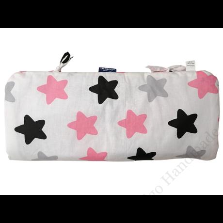 pink stars babahinta betét